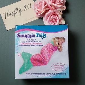 [Snuggie Tails] Pink Mermaid Blanket - NWT
